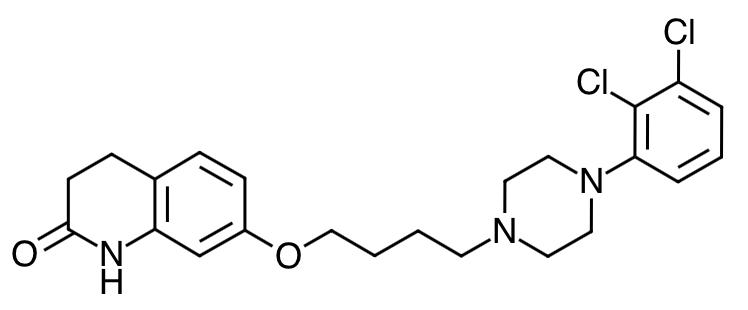 Drug Monograph: Aripiprazole (Abilify) Abilify Structure